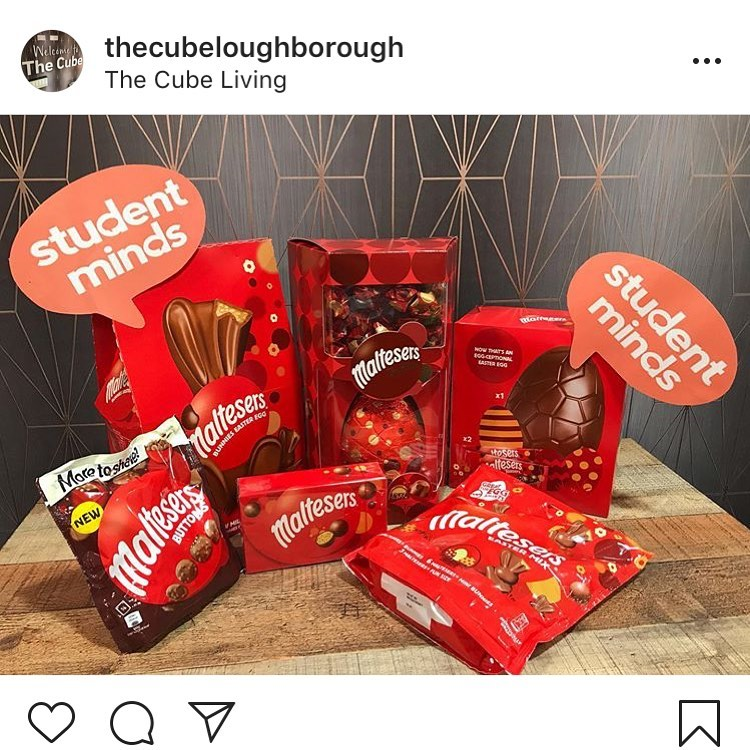 Today we have entered @thecubeloughborough raffle to win this amazing prize! This is something really nice to look forward to & supports an organisation that is very important- especially in times like this ️ Make sure to check it out and