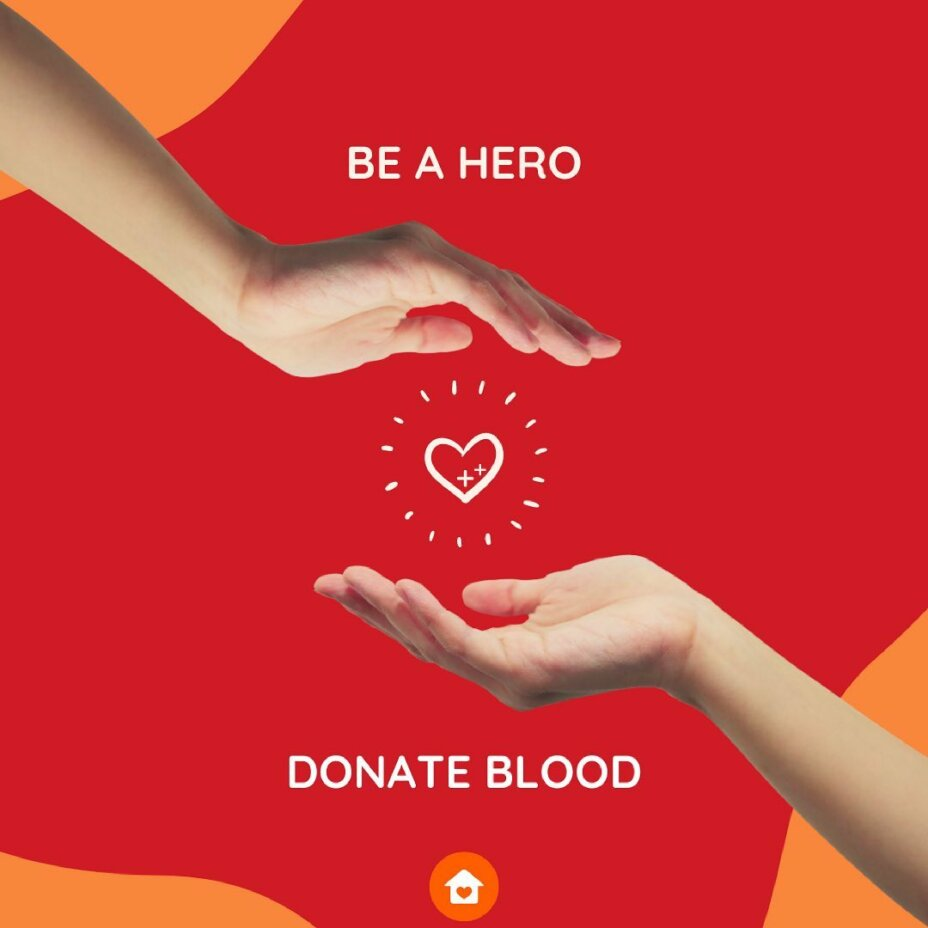 🩸Your blood has the power to save someone's life. Make a positive difference and join helping others in need. Closest location from LouiseHouseLondon: London West End Blood Donor Centre (12 min tube, 25 min walk)  🏾Benefits of donat